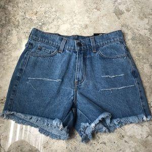NWT High Wasted Shorts